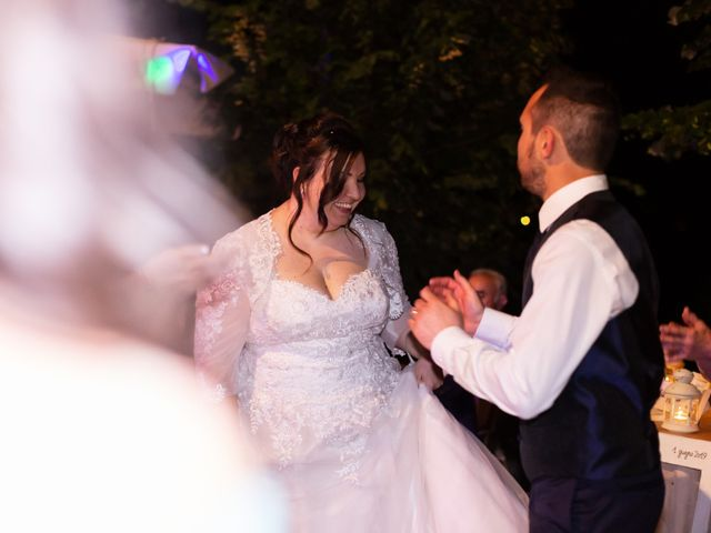 Il matrimonio di Ivan e Valentina a Broni, Pavia 122