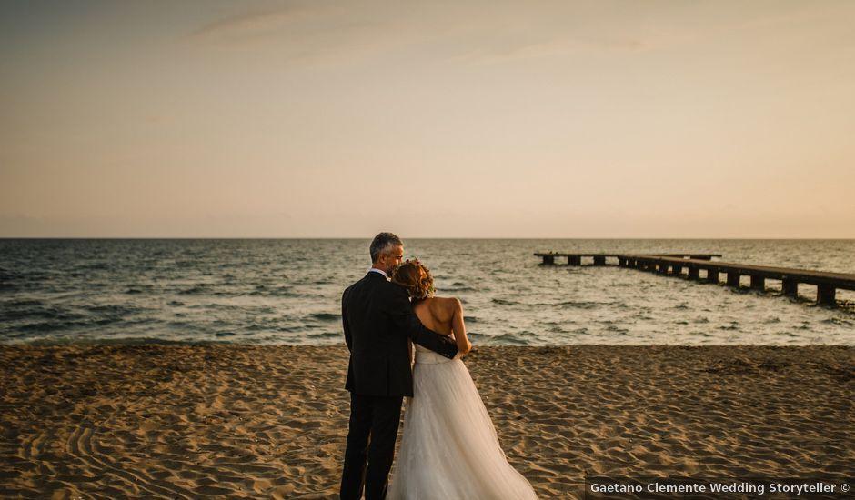 Il matrimonio di Antonio e Lidia a Capaccio Paestum, Salerno