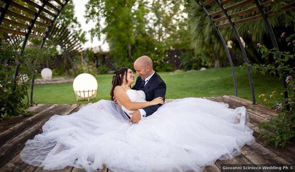 Il matrimonio di Luciano e Alessandra a Fondi, Latina