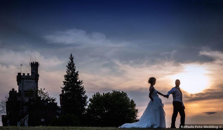 Il matrimonio di Dario e Valentina a Varallo Pombia, Novara