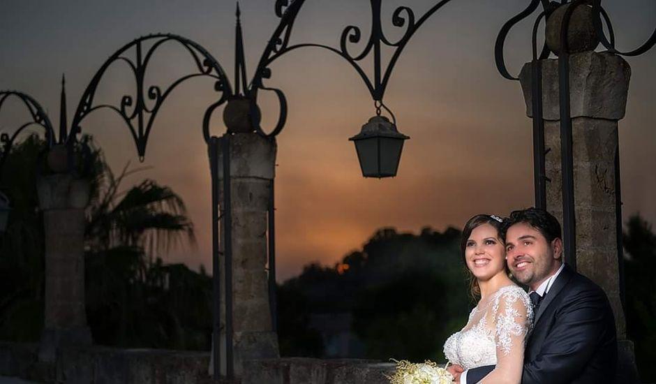 Il matrimonio di Lucia e Carlo a Taviano, Lecce