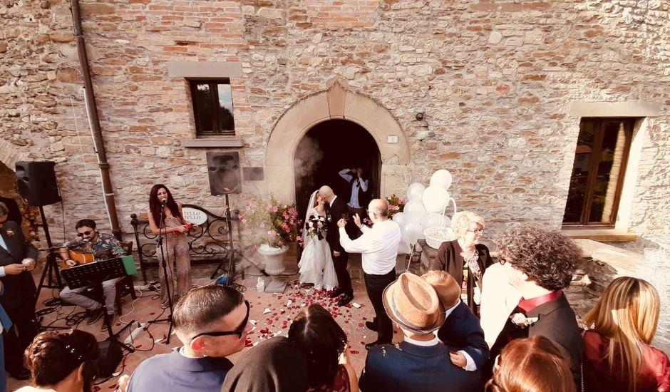 Il matrimonio di Giovanni e Alessia a Belforte all'Isauro, Pesaro - Urbino