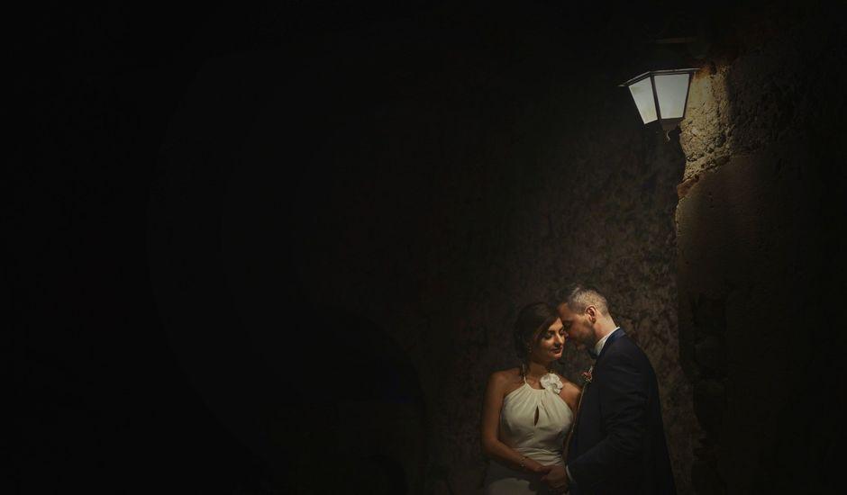 Il matrimonio di Alessandra e Fabio a Feroleto della Chiesa, Reggio Calabria
