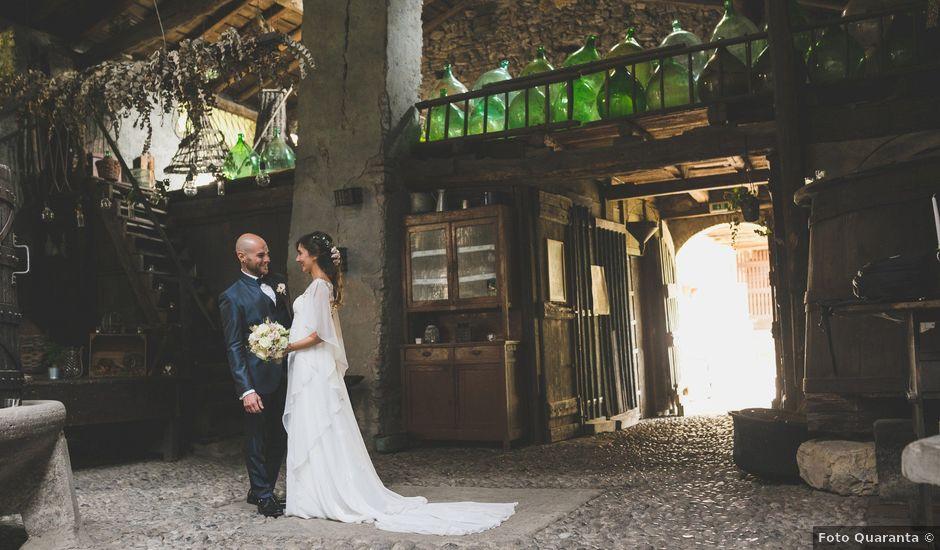 Il matrimonio di Matteo e Ingrid a Bergamo, Bergamo