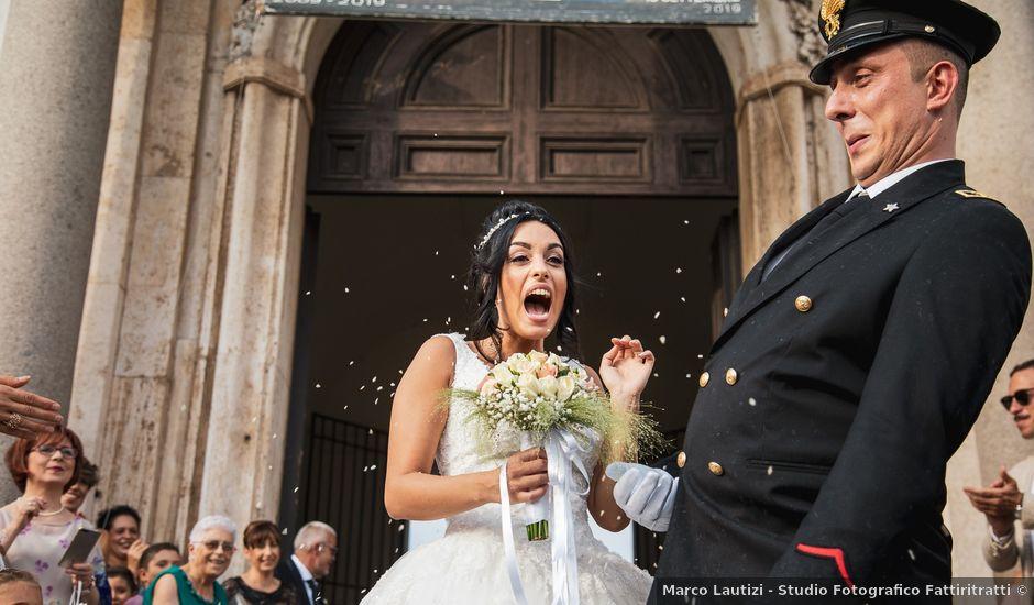 Il matrimonio di Fabio e Ludovica a Ariccia, Roma