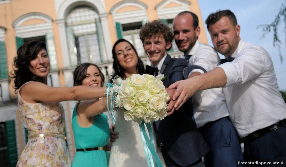 Il matrimonio di Manuel e Lorenza a Spinea, Venezia