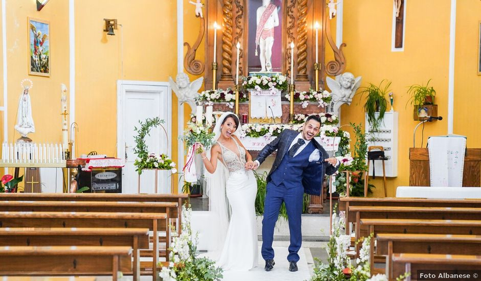 Il matrimonio di Maria e Valerio a Salvitelle, Salerno