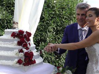 Le nozze di Samuela e Gian Giacomo