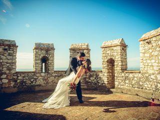 Le nozze di Carla e Vinicius