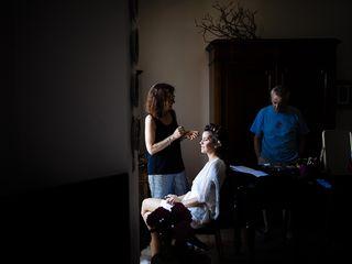 Le nozze di Serena e Simon 1