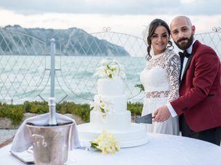 Le nozze di Carmen e Luigi 1