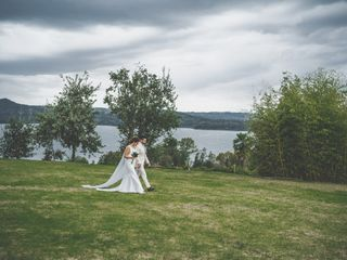 Le nozze di Serena e Jowan