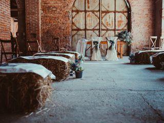 Le nozze di Eleonora e Tommaso 1