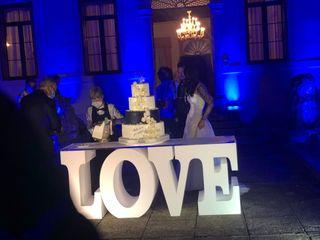 Le nozze di Silvia e Nicholas