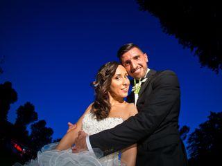 Le nozze di Nicole e Mario