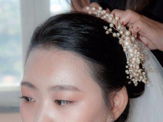 le nozze di Hye Chong e Alberto 1