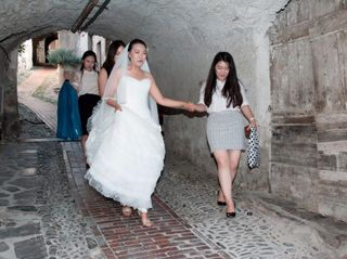 le nozze di Hye Chong e Alberto 2