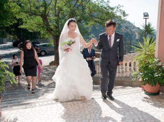 le nozze di Hye Chong e Alberto 3