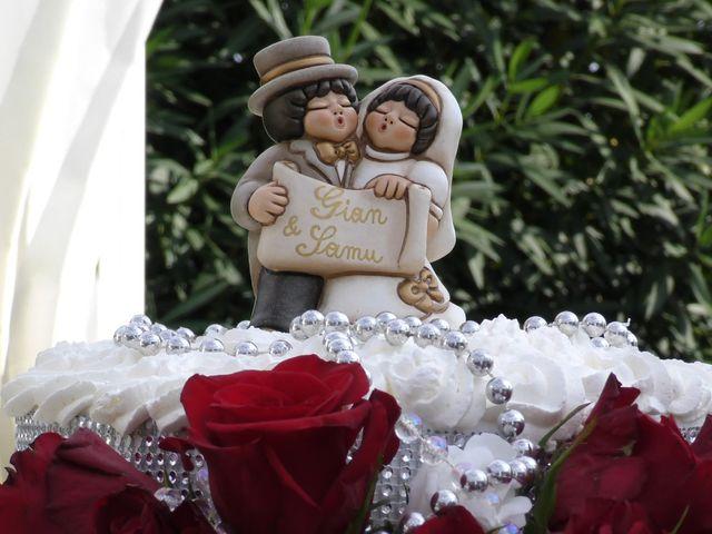 Il matrimonio di Gian Giacomo e Samuela a Villamar, Cagliari 9