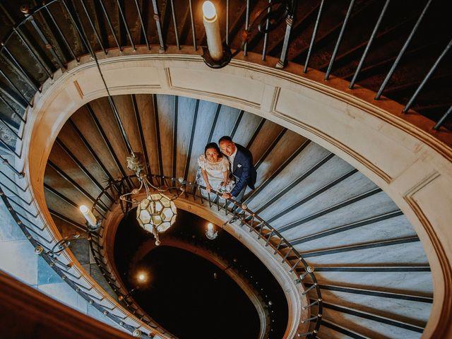 Le nozze di Donatella e Giovanni