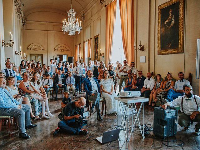 Il matrimonio di Giovanni e Donatella a Bologna, Bologna 80