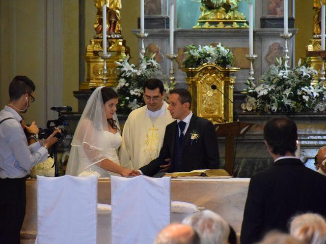 Il matrimonio di Christian e Serena a Cerro Maggiore, Milano 6