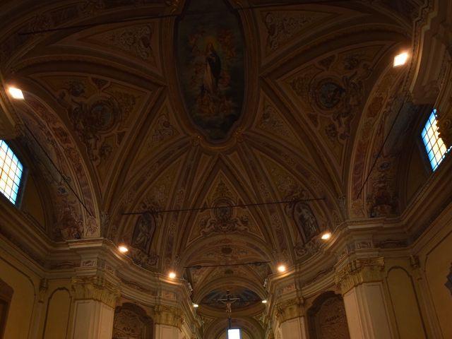 Il matrimonio di Christian e Serena a Cerro Maggiore, Milano 7