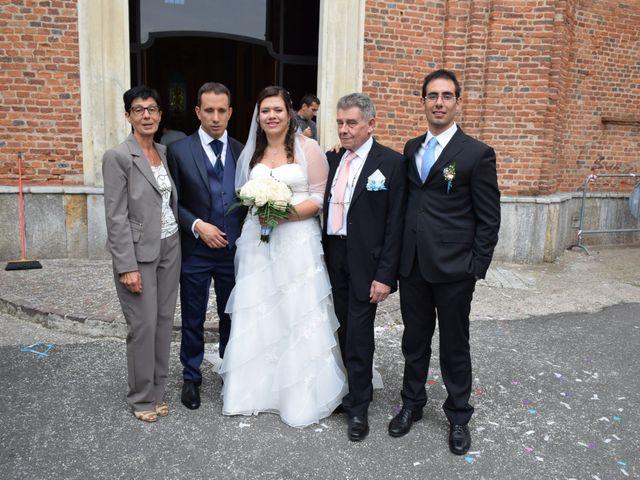 Il matrimonio di Christian e Serena a Cerro Maggiore, Milano 8