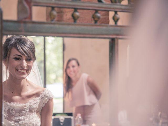 Il matrimonio di Luca e Federica a Ferrara, Ferrara 16