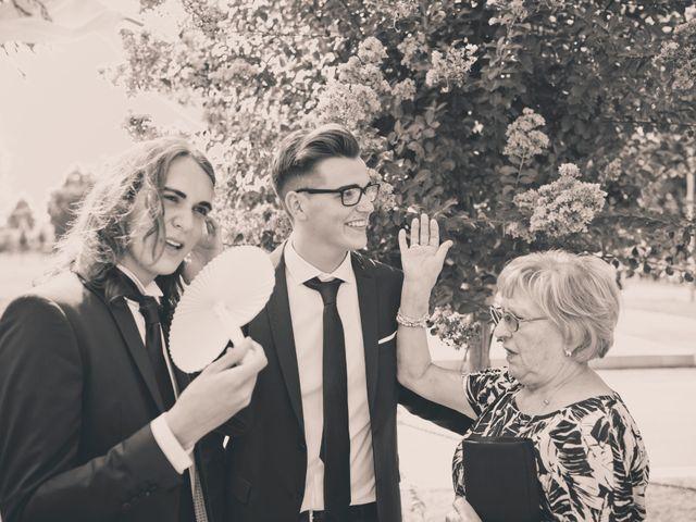 Il matrimonio di Luca e Federica a Ferrara, Ferrara 19