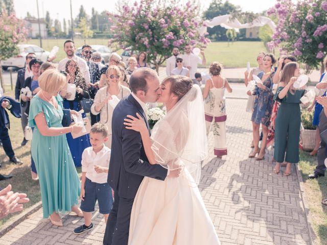 Il matrimonio di Luca e Federica a Ferrara, Ferrara 27