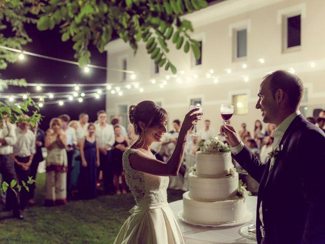 Il matrimonio di Luca e Federica a Ferrara, Ferrara 38