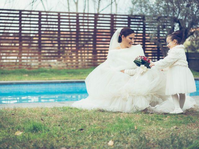 Il matrimonio di Filippo e Vita a Valverde, Catania 8