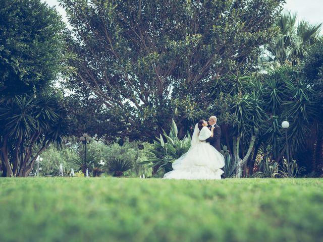 Il matrimonio di Filippo e Vita a Valverde, Catania 13