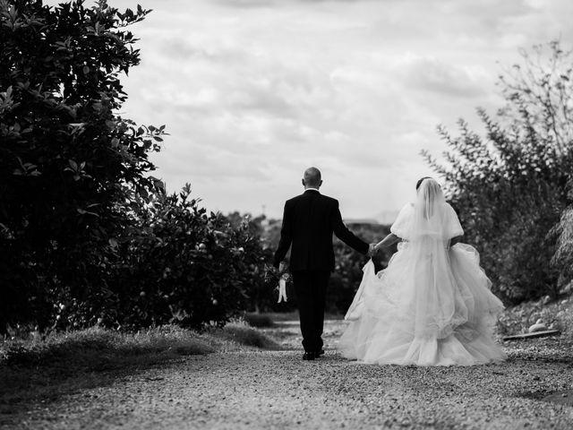 Il matrimonio di Filippo e Vita a Valverde, Catania 46