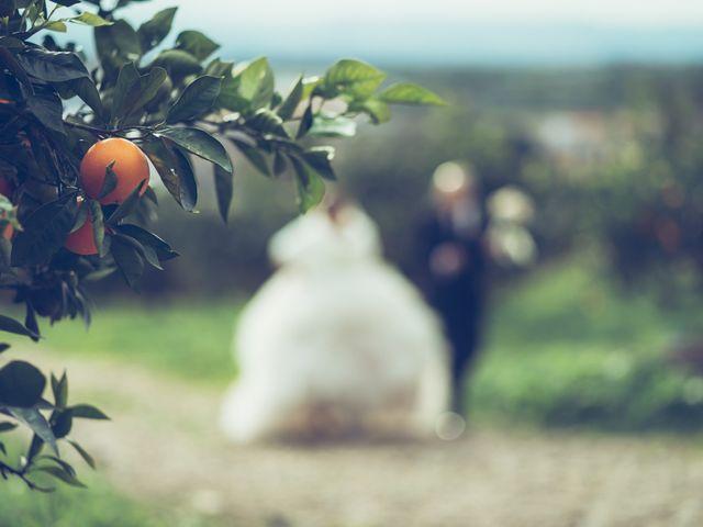 Il matrimonio di Filippo e Vita a Valverde, Catania 52