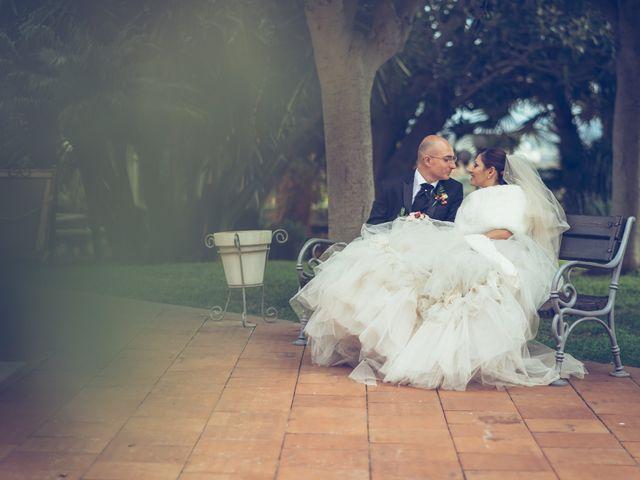 Il matrimonio di Filippo e Vita a Valverde, Catania 53