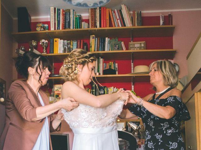 Il matrimonio di Simone e Martina a Mapello, Bergamo 41