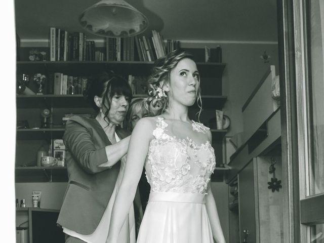 Il matrimonio di Simone e Martina a Mapello, Bergamo 47