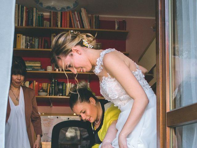 Il matrimonio di Simone e Martina a Mapello, Bergamo 53