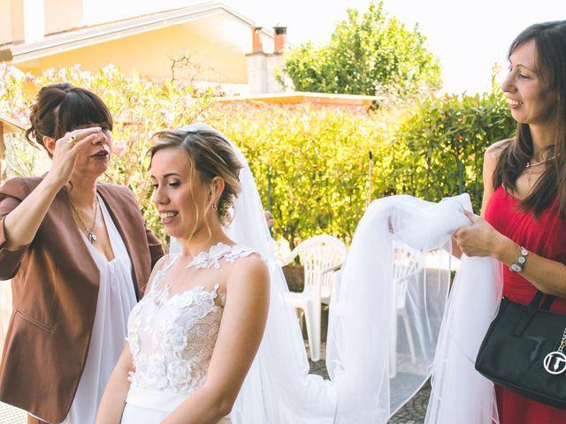 Il matrimonio di Simone e Martina a Mapello, Bergamo 63