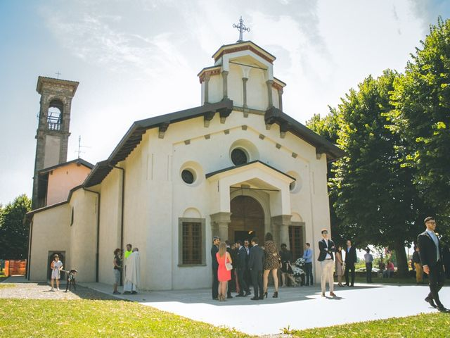 Il matrimonio di Simone e Martina a Mapello, Bergamo 72