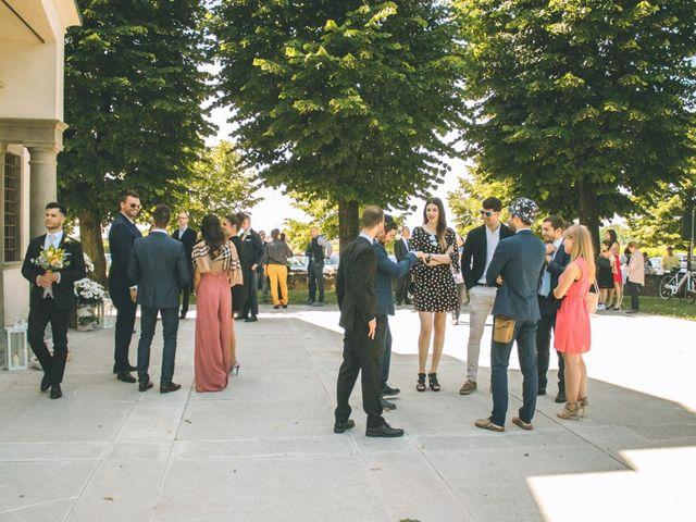 Il matrimonio di Simone e Martina a Mapello, Bergamo 73