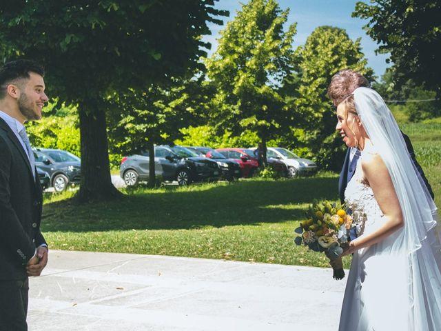 Il matrimonio di Simone e Martina a Mapello, Bergamo 81