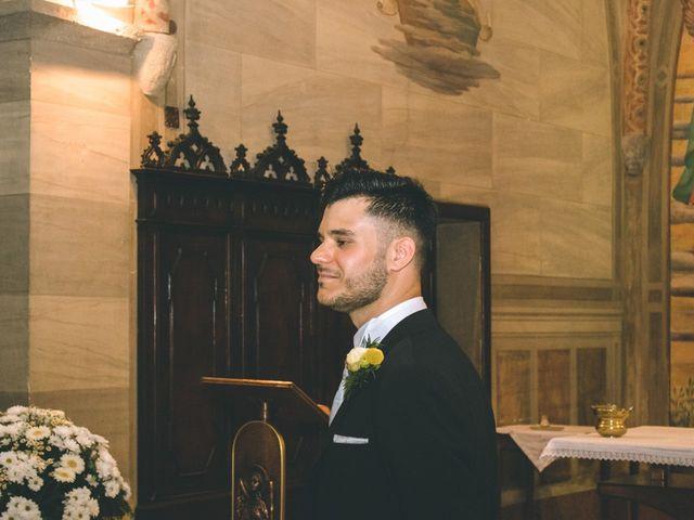 Il matrimonio di Simone e Martina a Mapello, Bergamo 87