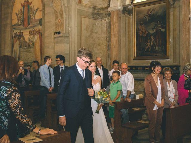 Il matrimonio di Simone e Martina a Mapello, Bergamo 88