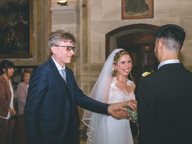 Il matrimonio di Simone e Martina a Mapello, Bergamo 89