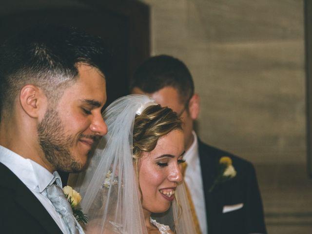 Il matrimonio di Simone e Martina a Mapello, Bergamo 91