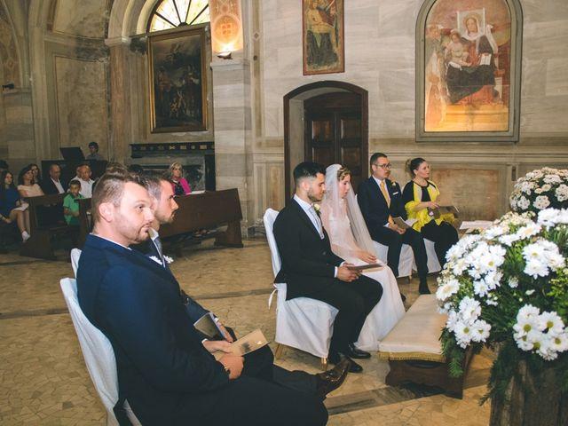 Il matrimonio di Simone e Martina a Mapello, Bergamo 92