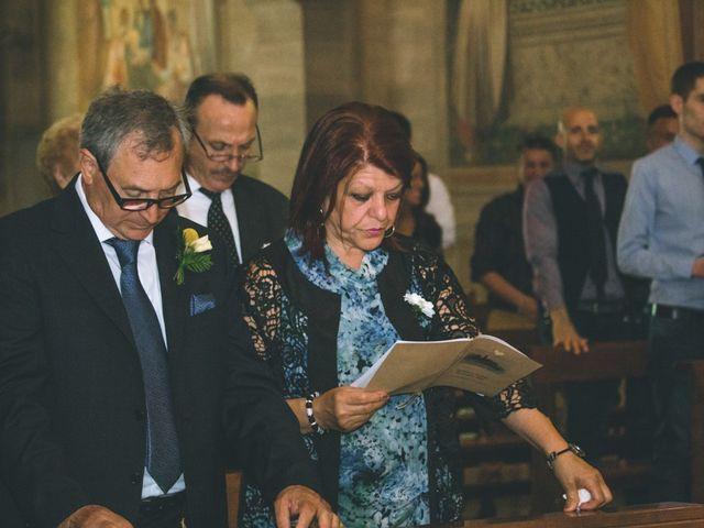 Il matrimonio di Simone e Martina a Mapello, Bergamo 94